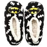 Bioworld Batman Womens Cozy Slipper Socks, Small/Medium