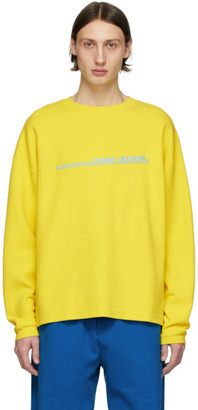 Noon Goons Yellow Jetties Long Sleeve T-Shirt