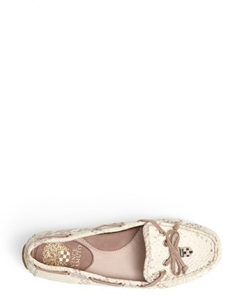 Vince Camuto 'Pinna' Moccasin Flat