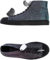 Forfex High-top sneakers