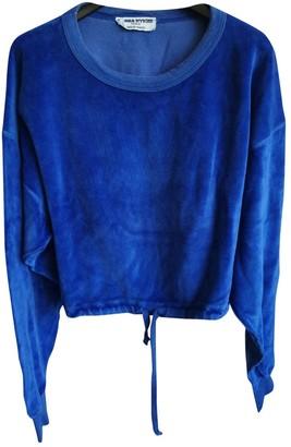 Sonia Rykiel Blue Cotton Knitwear for Women Vintage
