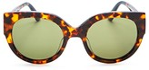 Toms Luisa Cat-Eye Sunglasses, 54mm