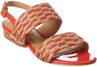 Tory Burch Lola Patent Sandal