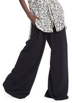 Tracy Reese Elephant Bell-Bottom Pants