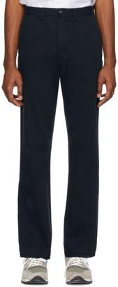 Polo Ralph Lauren Navy Bedford Trousers