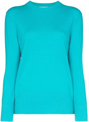 Ply Knits Drop-Shoulder Jumper