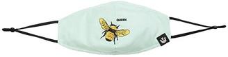 Goorin Brothers Animal Farm Buzzy Bee Face Mask (Mint) Scarves