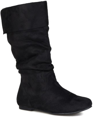 Journee Collection Shelley Slouchy Boot