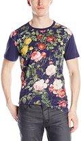 Vivienne Westwood Men's Porcelain Roses Jersey Print T-Shirt