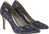Monsoon Gabriel Glitter Point Court Shoes