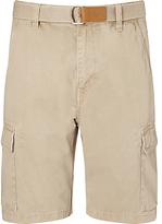 Gant Loose Belted Cargo Shorts