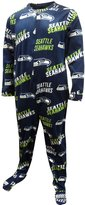 Conceptporteattleeahawk Men Oneie Footie Pajama for men (mall)