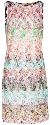 Missoni Sleeveless knit minidress