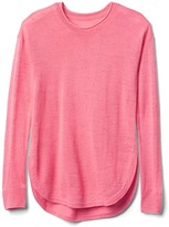 Gap Long sleeve hi-lo sweater