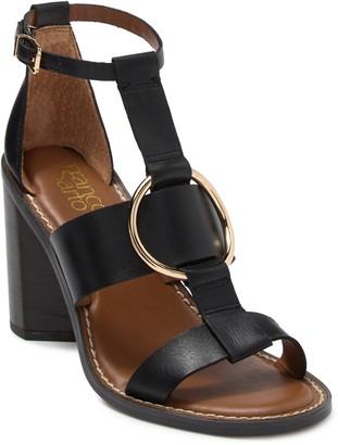 Franco Sarto Dandelion Strappy Leather Sandal