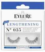 Eylure Naturals Strip Eyelashes Lengthening No. 035