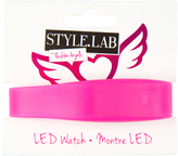 Fashion Angels Pink LED Bracelet Watch