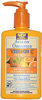 Avalon Vitamin C Hydrating Cleansing Milk Cleanser 250.75 ml Skincare