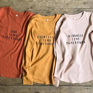 Organic Zoo - Spice Creativity Mama Jersey Jumper - S/M