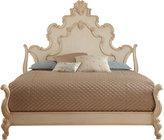 Horchow Nicolette Cream Queen Bed