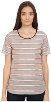 Paul Smith Black Label Horizontal Stripe Short Sleeve Shirt
