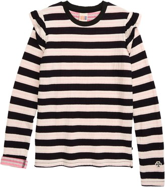 Scotch R'Belle Double Knit Stripe Top