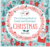Random House Christmas Cards & Envelopes Coloring Book