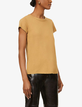 Rag & Bone The Slub cotton-jersey T-shirt
