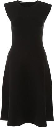 Stella McCartney Flared Sleeveless Dress