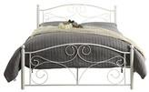 Homelegance Etna Platform Metal Bed White (Full)