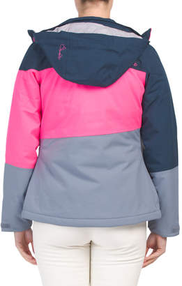 Indestruct Waterproof Insulated Ski Jacket