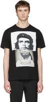 Neil Barrett Black Marble Guevara T-Shirt