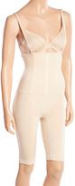 Joan Vass Nude Torso-Control Leg Slimmer Shorts - Plus Too