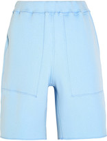 Bottega Veneta Cotton-blend jersey shorts