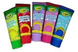 Crayola Bathtub Finger Paint Soap 5 Pack