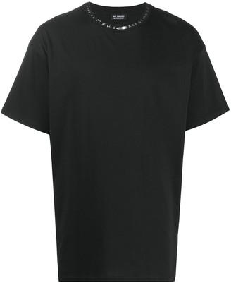 Raf Simons logo print T-shirt