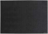 Chilewich Basketweave Rectangle Placemat - Black