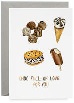Lana's Shop Set of 8 Choc Full of Love Greeting Cards