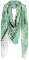 Patrizia Pepe Square scarf