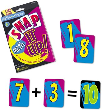 Learning Resources Snap It Up! Addition & Subtraction Card Game