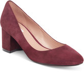 Cole Haan Justine 55 Block-Heel Pumps