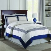 Greek Key 3-Piece Comforter Set