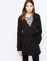 Brave Soul Belted Trench