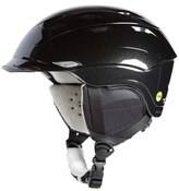 Smith Optics Women's Valence With Mips Snow Helmet - Black