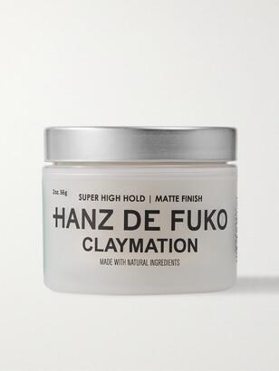 Hanz De Fuko - Claymation, 56g - Men - Colorless