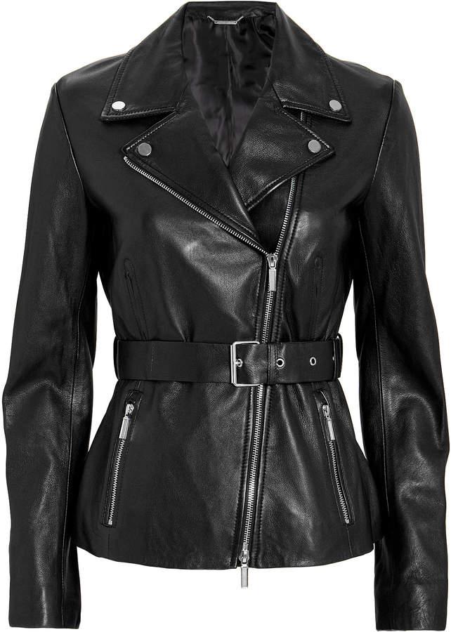 Jonathan Simkhai Biker Leather Jacket