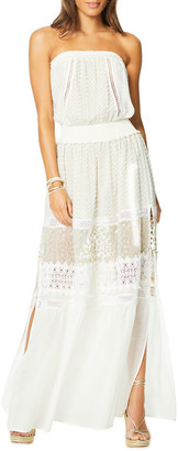 Ramy Brook Embellished Isadora Strapless Dress