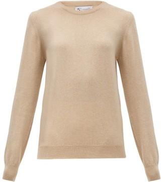 Johnstons of Elgin Johnston's Of Elgin - Cashmere Sweater - Womens - Beige