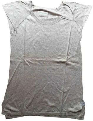 Zadig & Voltaire Beige Cotton Top for Women