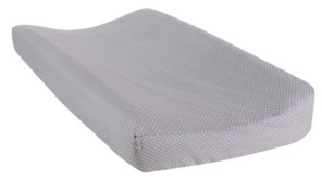 Trend Lab Dot Print Changing Pad Cover Bedding